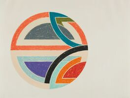 Frank Stella, 'Sinjerli Variation 1a, from Sinjerli Variations', 1977