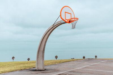 Ludwig Favre, 'Los Angeles Basketball', 2019