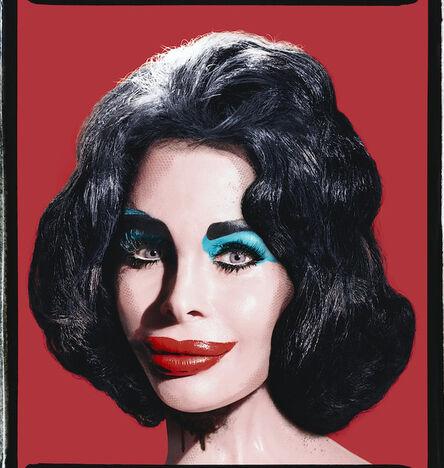 David LaChapelle, 'Amanda as Andy Warhol's Liz ', 2003 -2007