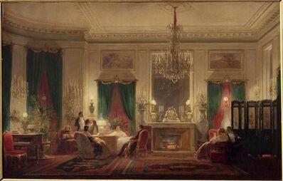 Sébastian Charles Giraud, 'Salon de la princess Mathilde (Princess Mathilde's Room)', 1859