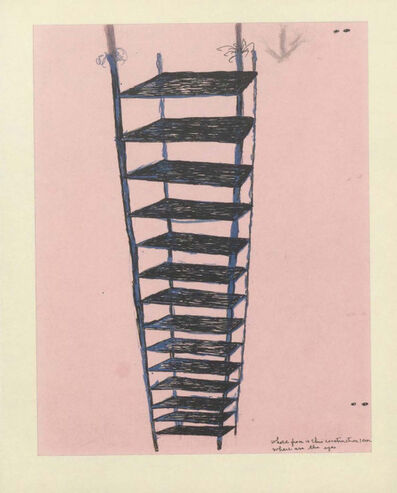 Louise Bourgeois, 'Untitled', 1988