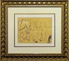 Salvador Dalí, 'Destino 18 (Elephants)', 2006