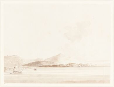 William Daniell, 'A View in India', 1788