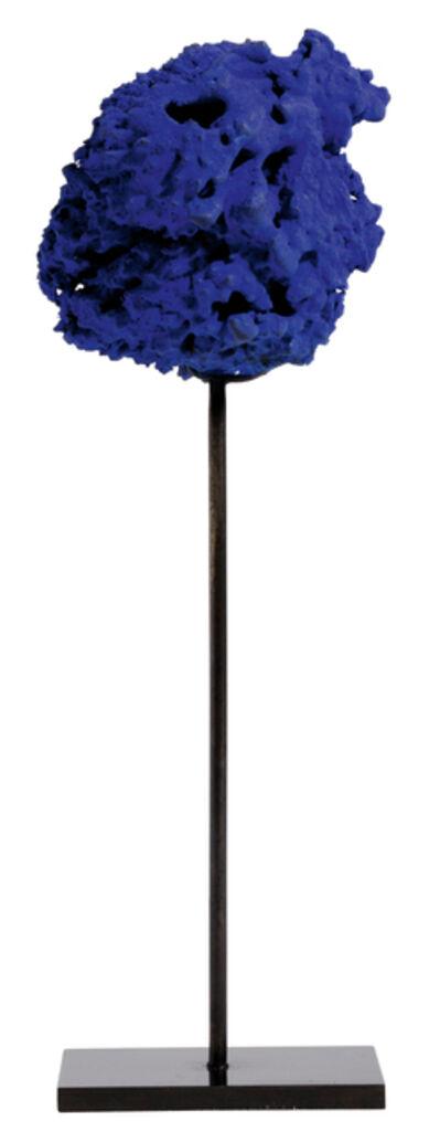 Yves Klein, 'Untitled Blue Sponge-Sculpture, (SE 305)', ca. 1961