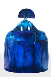 Manolo Valdés, 'Menina azul', 2019