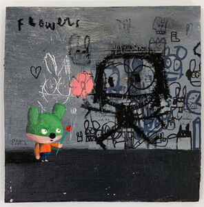 Edgar Plans, 'Art notes XXVII', 2018