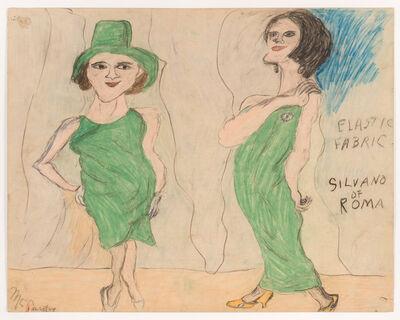 Justin McCarthy, 'Elastic Fabric', ca. 1960