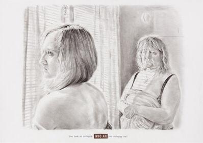 Muntean & Rosenblum, 'Untiled (You look so unhappy...)', 2013