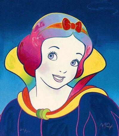 Peter Max, 'Snow White', 1994