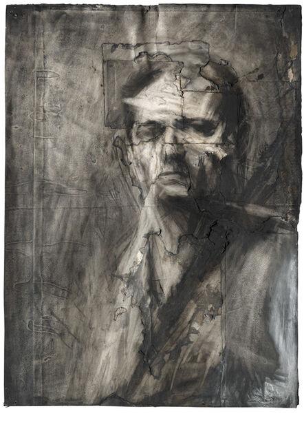 Frank Auerbach, 'Self-portrait', 1958