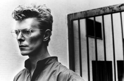 Helmut Newton, 'David Bowie', 1982