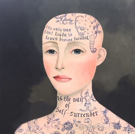 Anne Siems, 'Love's Divine Furnace', 2020
