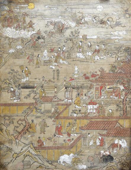 Unknown, 'Birth of Buddha', 1679