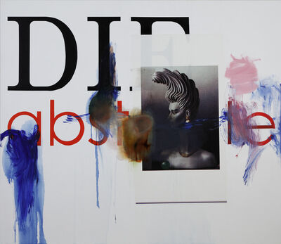 Albert Oehlen, 'Untitled', 2008