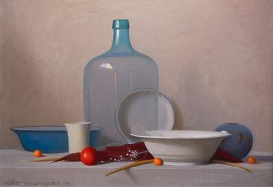 Robert Douglas Hunter, 'Arrangement with a Clear Glass Bottle', 2003