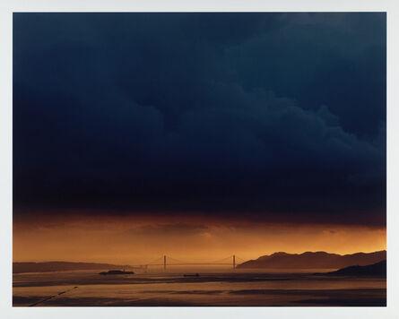 Richard Misrach, 'Golden Gate 3-8-98', 1998