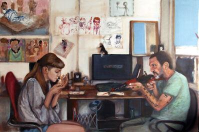 Zamir Shatz, 'Shooting Lesson 2 ', 2017