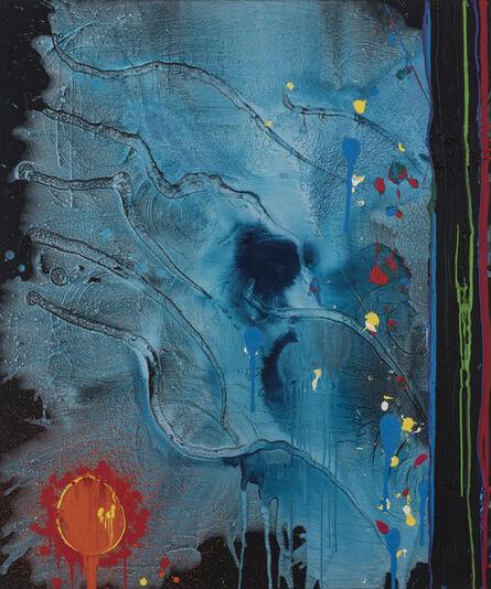 John Hoyland, 'Snake River', 2007