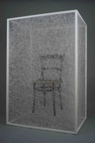 Chiharu Shiota, 'State of Being, Chair'