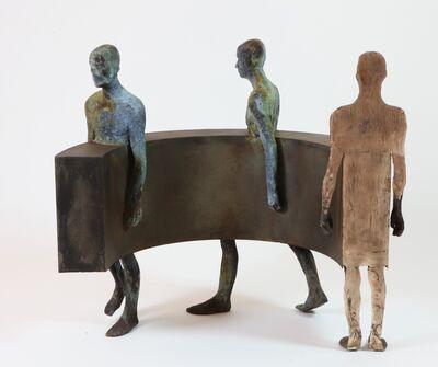 Jesús Curiá, 'Sin Fin III/2', 2017