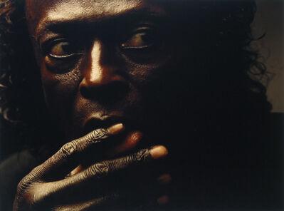 Annie Leibovitz, 'Miles Davis, New York City', 1989
