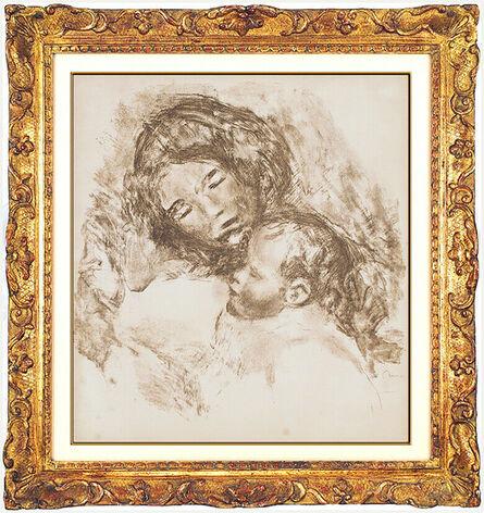 Pierre-Auguste Renoir, 'Maternite, Grande Planche', 1912
