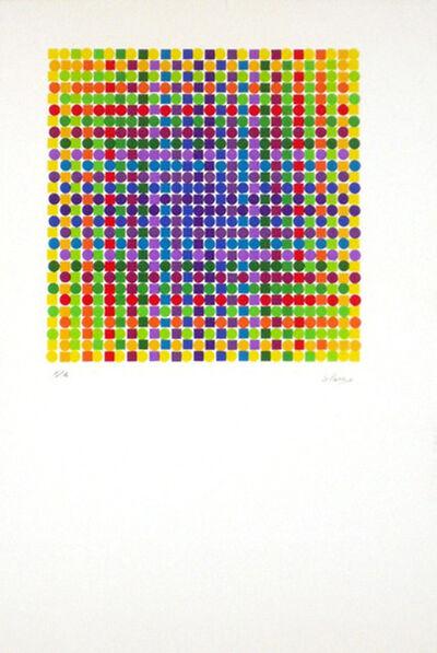 Julio Le Parc, 'Surface couleur série 29 1/1', 1970