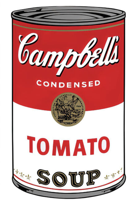 (after) Andy Warhol, 'Campbell's Soup Can 11.46 (Tomato)', 1960s printed after