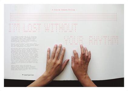 Johanna Billing, 'Lost Without Your Rhythm ', 2016