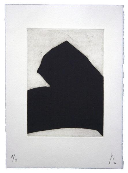 Pierre Muckensturm, '187s250111 - Original etching with carborundum ', 2018
