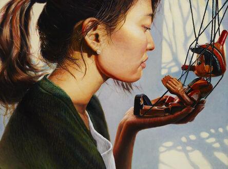Sung Jim Kim, 'Harmless Untruth', 2015