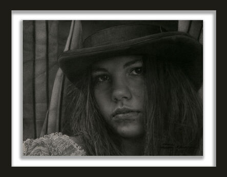 Annie Murphy-Robinson, 'Casey Top Hat and Lace', 2010-2016