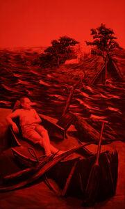 Liu Wa, 'Glimpse: A Fleeting Shade, composition 2', 2019