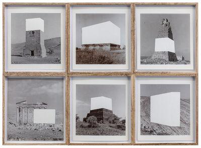 Nino Cais, 'Série Monumento [Monument series]', 2020