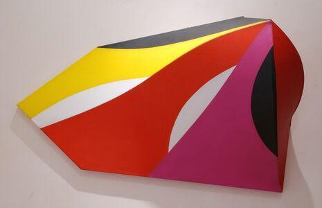 Charles Hinman, 'Pinwheel', 1964