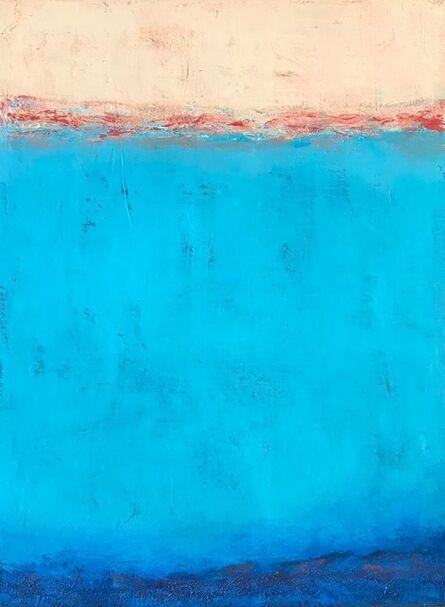 Peggy Hinaekian, 'Dreaming In Aqua', 2019