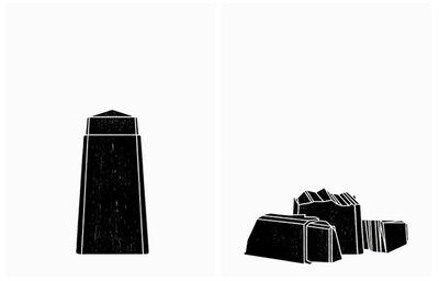 Guillaume Brisson-Darveau, 'Les nouveaux monuments', 2015