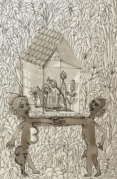 David deVillier, 'Our Honey House'