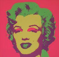 Andy Warhol, 'Andy Warhol 'Marilyn' 1967 Print', 1967