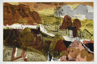 Elisabeth Cummings, 'Western Country', 2009