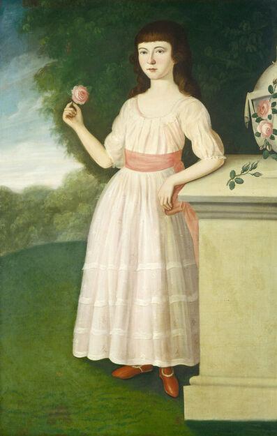 Charles Peale Polk, 'Anna Maria Cumpston', ca. 1790
