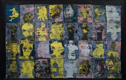 Ronald Muchatuta, 'Blackness ? II', 2020