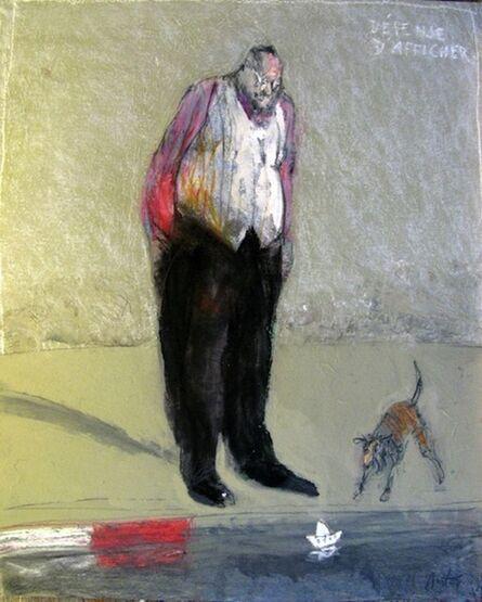 François Anton, 'Le navigateur solitaire',