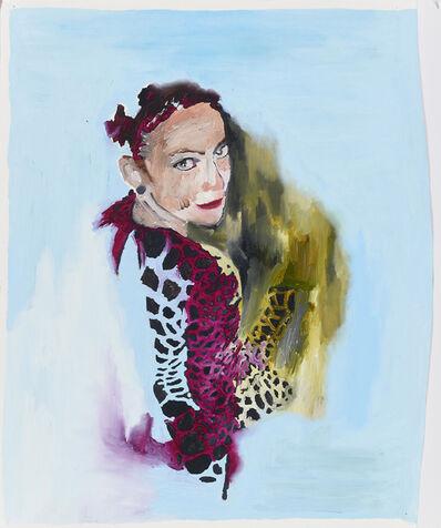 Mariana Bunimov, 'Lady', 2016