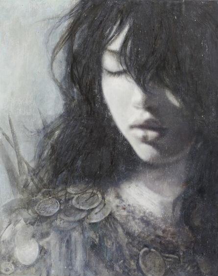 Rómulo Royo, 'Goddesses of Nibiru X', 2014