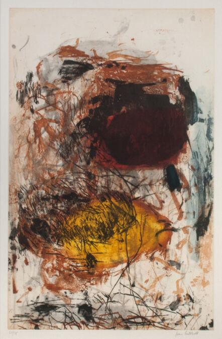 Joan Mitchell, 'Sunflower III', 1972