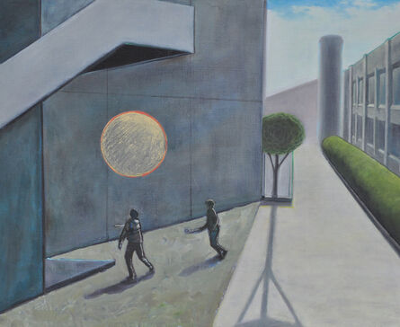 Jihyun Jung, 'Spinning Ball', 2010