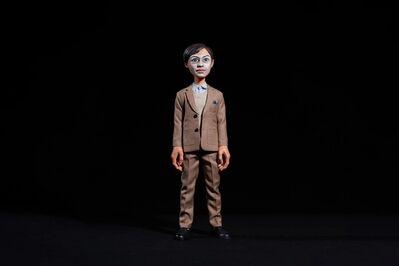 Zeng Fanzhi 曾梵志, 'The Mask', 2020