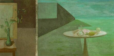 Helen Lundeberg, 'Enigma of Reality', 1955