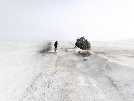 Neil Folberg, 'White Winds #1 - Infinite Road', 2018